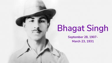 Bhagat Singh 112th Birth Anniversary Where Was He Born Was Bhagat Singh Married Know Everything About The Life Of Indian Freedom Fighter Who Was Hanged At 23 Latestly