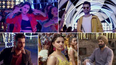 Bhangra Paa Le Trailer Video: Sunny Kaushal, Rukshar Dhillon and Shriya Pilgaonkar's Dance Drama isEnergetic and Intense