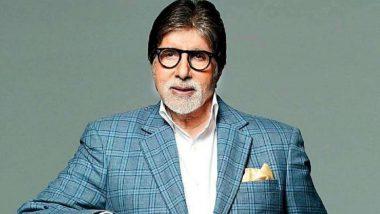 Amitabh Bachchan to Receive Dadasaheb Phalke Award for 2019, Informs I&B Minister Prakash Javadekar