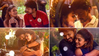 Bigil Song Unakaga: Thalapathy Vijay and Nayanthara Make A Perfect Couple in This Romantic Track (Watch Video)
