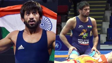 Bajrang Punia and Ravi Kumar Dahiya Qualify for Tokyo Olympics 2020; Advance to the Semi-Finals of World Wrestling Championships 2019
