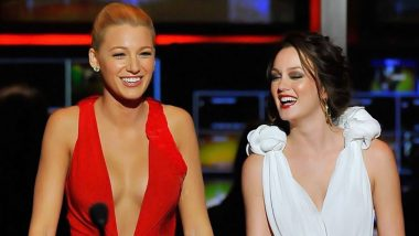 Emmys 2019: Blake Lively Posts Major Gossip Girl Throwback Pic With Leighton Meester to Celebrate 10-Year Emmys Anniversary