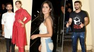 The Zoya Factor Screening Pics: Katrina Kaif, Arjun Kapoor, Vicky Kaushal and Other Bollywood Celebs Who Attended the Special Show