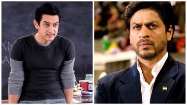 Teachers Day 2019: Aamir Khan's Bum Bum Bole to Shah Rukh Khan's Chak De, Songs That Feature Bollywood's Best Mentors (Watch Videos)