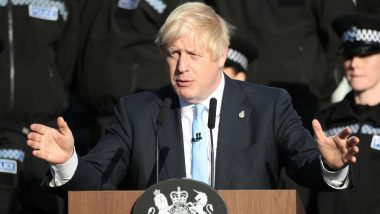 British PM Boris Johnson to Try Again for December 12 General Election After MPs Reject Plan