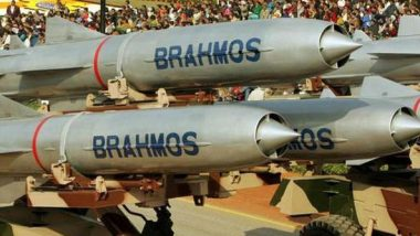 BrahMos: Land-Attack Version of Supersonic Missile Successfully Test-Fired in Odisha