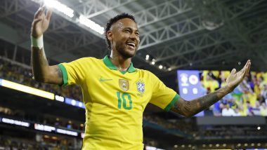 Neymar Snags Equalizer in Return as Brazil Draw Colombia 2-2 in Friendly