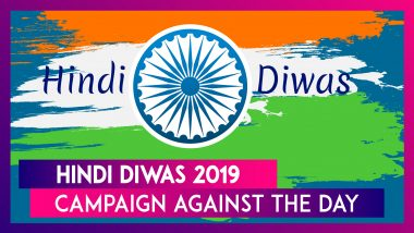 Hindi Diwas 2019: Campaign Against The Day Trends On Social Media