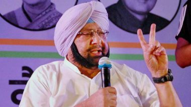 'No Role in Centre's Decision to Release Beant Singh's Killers or Any Other Particular Prisoner', Says Captain Amarinder Singh