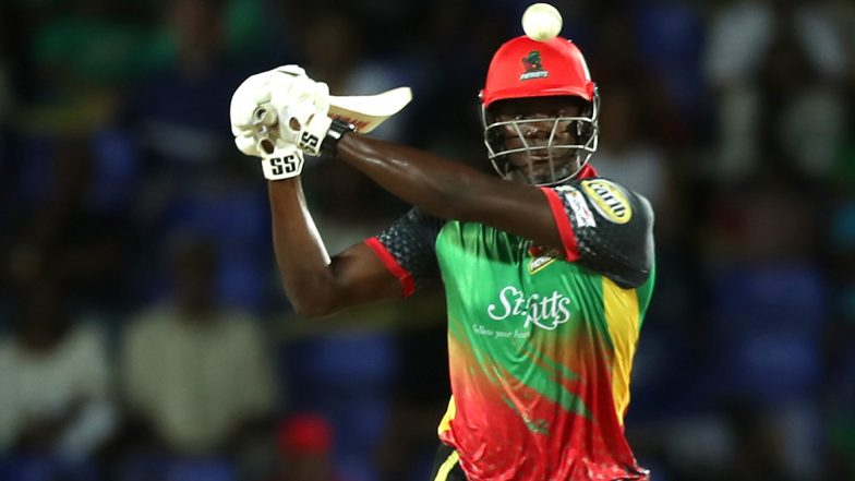 CPL 2019: St Kitts & Nevis Patriots Beat Trinbago Knight Riders in Super Over, Carlos Brathwaite's Stunning All-Round Performance Takes Twitter by Storm