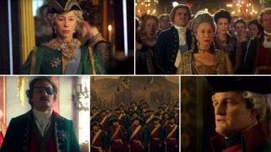 Catherine The Great Trailer: Helen Mirren Shines as the Russian Monarch Who Made History in This HBO Miniseries  (Watch Video)