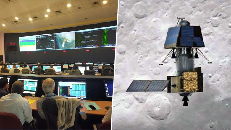 Chandrayaan 2 Moon Landing: Vikram Lander to Touch Down on Moon's Surface Post Midnight; Here's What Will Happen After That