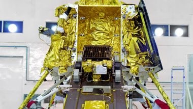 Chandrayaan 2: Vikram Lander to Make Soft Landing on Moon's Surface on September 7 Between 1:30 am & 2:30 am; Know All About India's Second Lunar Mission