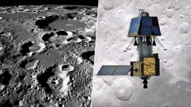 Chandrayaan 2 Update: Vikram Lander Had Hard Landing on Moon's Surface, NASA Releases High-Resolution Images of Landing Site