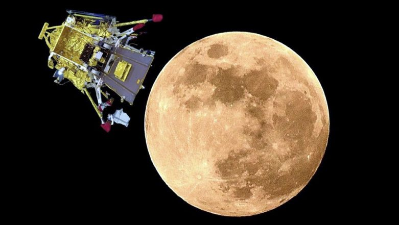 NASA Commends ISRO's Attempt to Land 'Vikram' Lander of Chandrayaan 2 on Moon, Says 'Your Journey Has Inspired Us'
