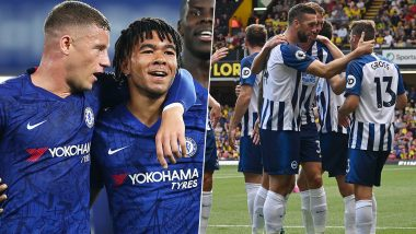 Brighton vs Chelsea, Premier League 2019–20 Free Live Streaming Online: How to Get EPL Match Live Telecast on TV & Football Score Updates in Indian Time?