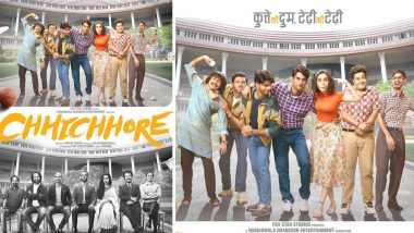 Chhichhore Box Office Collection Day 8: Sushant Singh Rajput Starrer Collects Rs 5.34 Crore on Friday