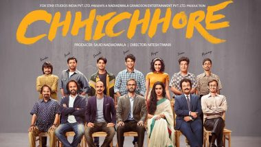 Chhichhore Box Office Collection: Sushant Singh Rajput-Shradhha Kapoor Starrer Earns Rs 83.59 in 9 Days