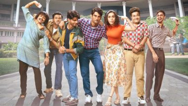 Chhichhore Box Office Collections: Sushant Singh Rajput and Shraddha Kapoor Starrer Earns Rs 94.06 Crores in 10 Days