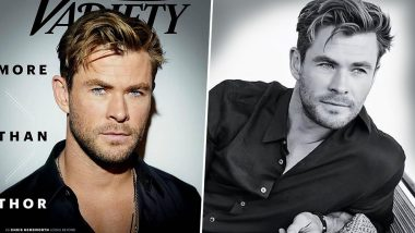 Thirstday Special: Just Some Hot and Sexy Pictures of Chris Hemsworth to Make Us All Drool