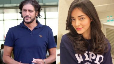 Chunkey Panday's Advice to Daughter Ananya on Link-Ups with Co-Actors: 'I Only Tell Her to Take It in Her Stride'