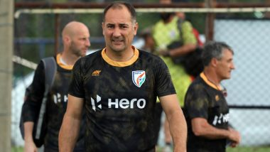 India's Show Against Qatar in FIFA World Cup 2022 Qualifiers Was the Answer to All Who Questioned Our Fitness, Says, Coach Igor Stimac