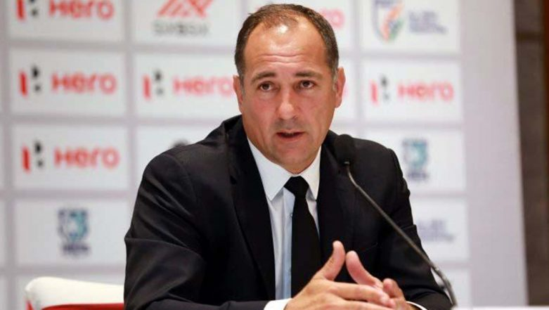 FIFA World Cup 2022 Qualifiers: Indian Footballers Keen on Excelling Under Coach Igor Stimac's Guidance