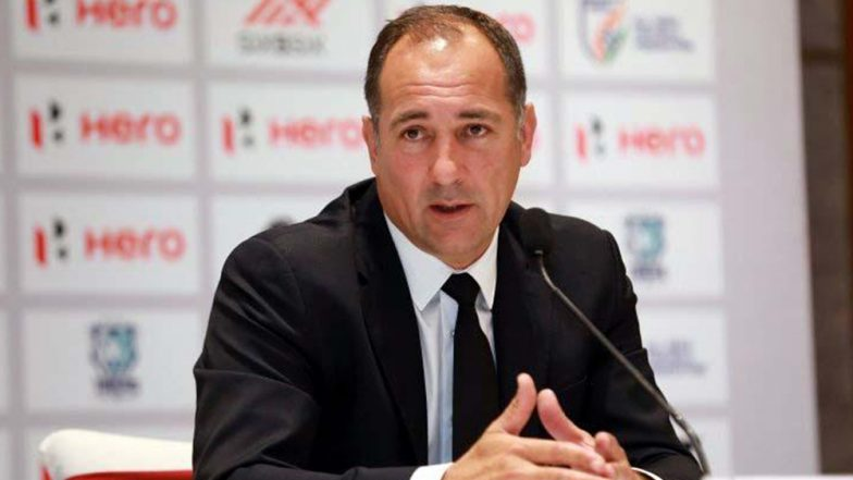 After India's Brave Draw Against Qatar, Coach Igor Stimac Wants Indian Football Team to Remain Focussed in FIFA World Cup 2022 Qualifiers