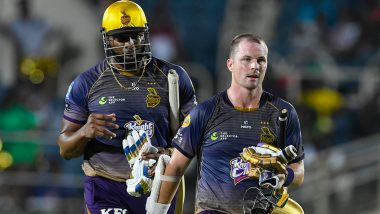CPL 2019: Colin Munro, Lendl Simmons Shine As Trinbago Knight Riders Register Third Highest Score in T20 History