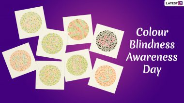 Colour Blindness Awareness Day 2019 Date: Theme and Significance of the Day Dedicated to Colour Vision Deficiency