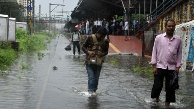 Mumbai Rains: City Receives 789mm Rainfall in First 9 Days of September, Highest in 25 years