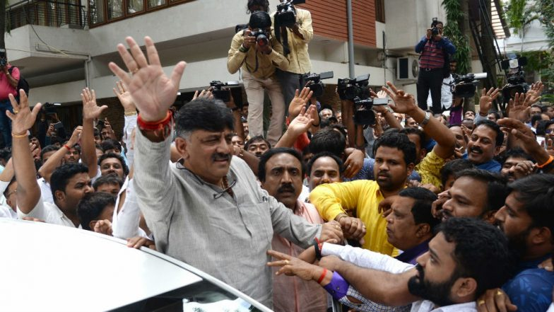 'DK Shivakumar Evasive, Gave Irrelevant Answers': ED Tells Court, Seeks Further Custody