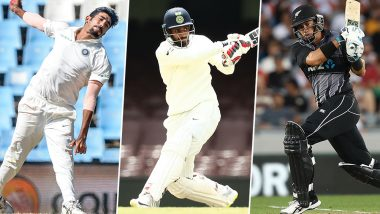 Cricket Week Recap: From Jasprit Bumrah Hat-Trick to Hanuma Vihari Century to Ross Taylor Match-Winning Knock, a Look at Finest Individual Performances