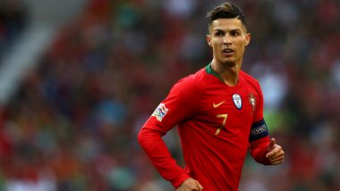 Cristiano Ronaldo a Step Away From 700 Career Goals, Could Achieve the Feat Against Ukraine in UEFA Euro 2020 Qualifiers