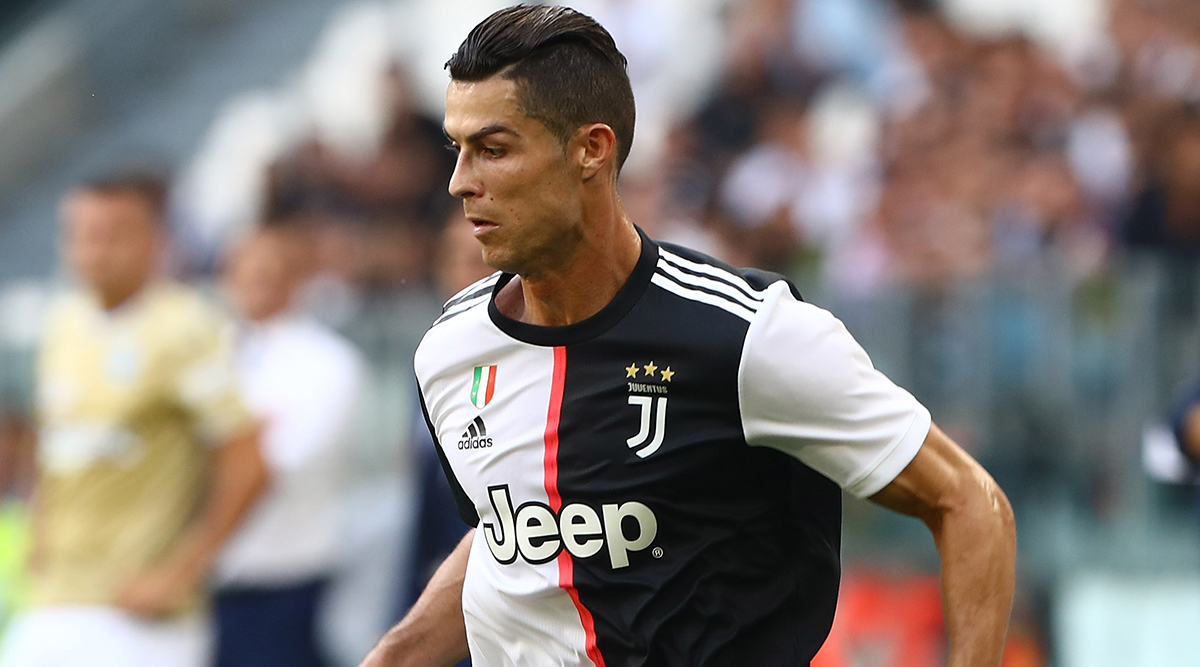 Did Cristiano Ronaldo Call Maurizio Sarri 'Son of a W**re' After Being Subbed During Juventus vs AC Milan? (Watch Video)