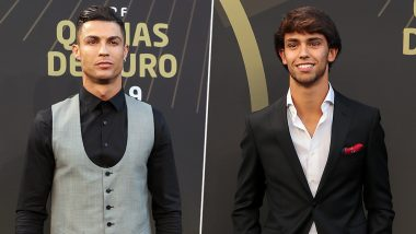 Cristiano Ronaldo and Joao Felix in Focus As Portugal Takes On Serbia in UEFA 2019 Euro Championship Qualifiers