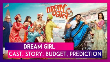 Dream Girl: Cast, Story, Budget, Prediction, Review Of Ayushmann Khurrana & Nushrat Bharucha Film
