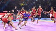 Dabang Delhi vs Bengaluru Bulls PKL 2019 Match Free Live Streaming and Telecast Details: Watch DEL vs BEN, VIVO Pro Kabaddi League Season 7 Clash Online on Hotstar and Star Sports