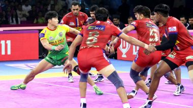 PKL 2019 Dream11 Prediction for Puneri Paltan vs Dabang Delhi: Tips on Best Picks for Raiders, Defenders and All-Rounders for PUN vs DD Clash