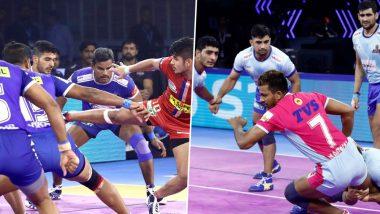 PKL 2019 Dream11 Prediction for Dabang Delhi vs Tamil Thalaivas: Tips on Best Picks For Raiders, Defenders and All-Rounders For DD vs TAM Clash