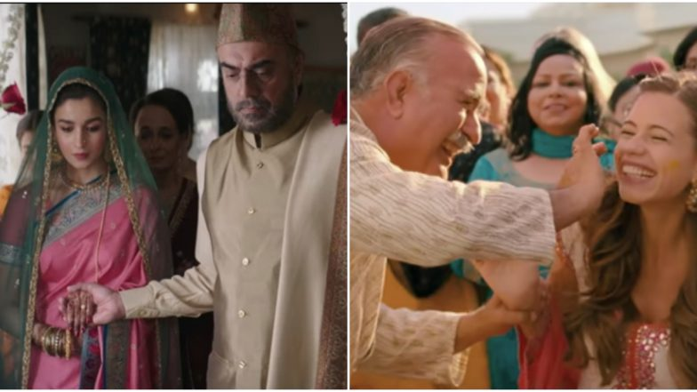 Daughters' Day 2019 Songs From Bollywood: From Dilbaro to Kabira Encore, Here's a Perfect Playlist to Celebrate This Special Day