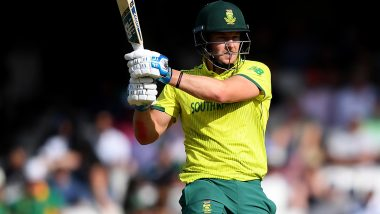 David Miller Eyes T20I Series Victory Against India, Says 'We Have Come Here to Win and Leave a Mark'