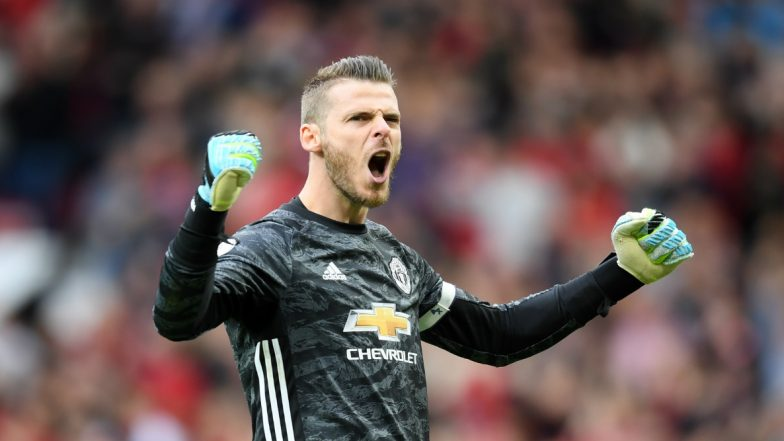 David de Gea, Manchester United Goalkeeper, Signs Four-Year Contract Extension