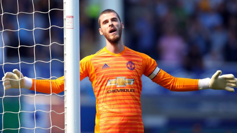 EPL: De Gea set to leave Man Utd as free agent