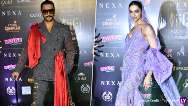 Deepika Padukone Mocks Her and Ranveer Singh's IIFA 2019 Look And It's Hella Funny!