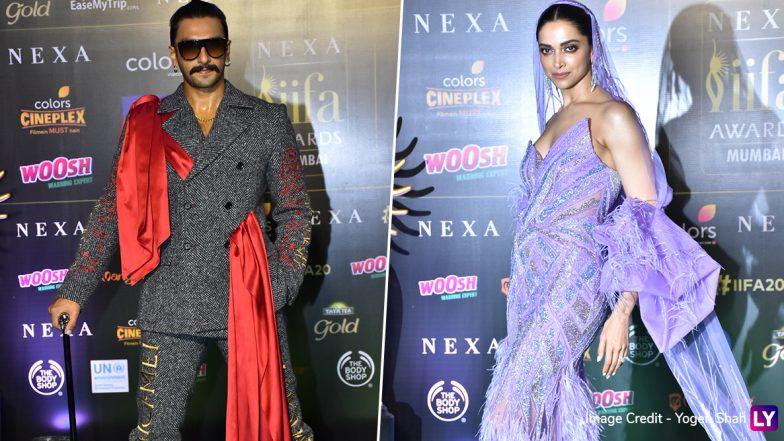 Deepika Padukone Mocks Her and Ranveer Singh's IIFA 2019 Look And It's Hella Funny!