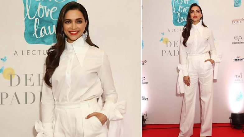 Yo or Hell No? Deepika Padukone's Power Dressing for TILL Event in New Delhi