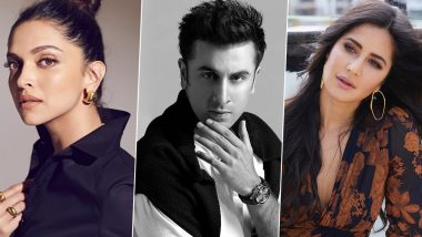 Ranbir Kapoor Birthday: From Deepika Padukone to Katrina Kaif, Who Among These 5 Actresses Pairs Best With RK? (Vote Now)