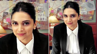 Deepika Padukone Turns Into a Lawyer For THIS Project (View Video and Pics)