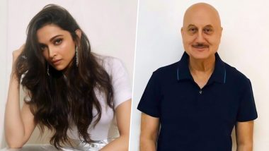 Teachers' Day 2019: Anupam Kher Recalls the day When He Made His 'Student' Deepika Padukone Cry